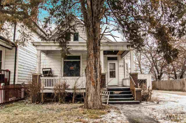 1816 Gale, Peoria, IL 61603 (#PA1201663) :: Killebrew - Real Estate Group