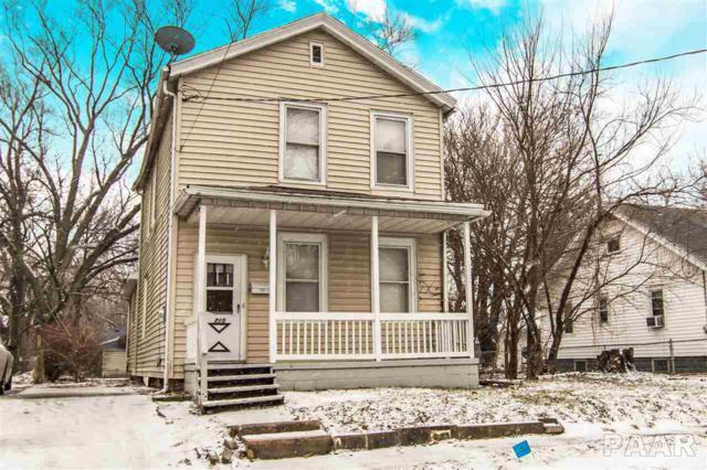 210 E Maywood, Peoria, IL 61610 (#PA1201664) :: Adam Merrick Real Estate