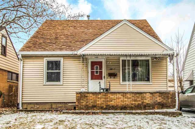 2807 Dechman, Peoria, IL 61603 (#1201665) :: Adam Merrick Real Estate