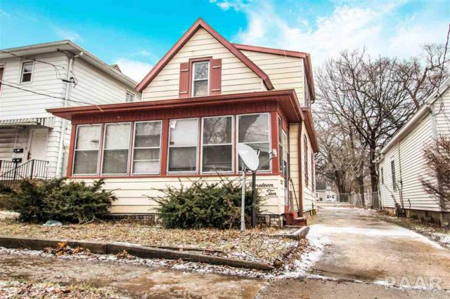 1910 N North, Peoria, IL 61604 (#PA1201671) :: Killebrew - Real Estate Group