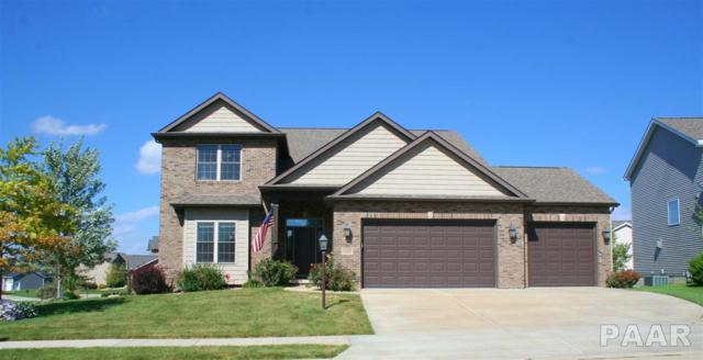 11132 N Saddlehorn Way, Dunlap, IL 61525 (#1201681) :: Adam Merrick Real Estate