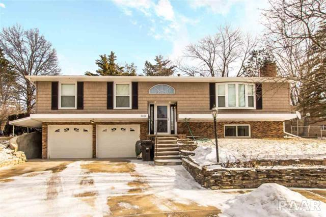 6626 N Brookwood Lane, Peoria, IL 61614 (#1201686) :: Adam Merrick Real Estate