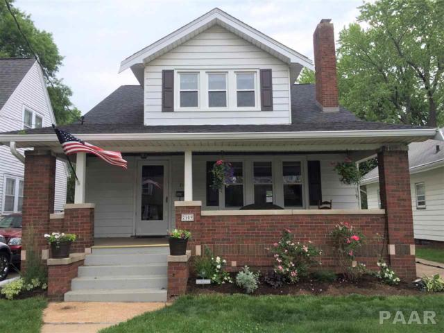 2109 W Kellogg Avenue, West Peoria, IL 61604 (#1201773) :: Adam Merrick Real Estate