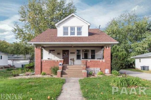 515 N Maple, Minier, IL 61759 (#1201776) :: Adam Merrick Real Estate