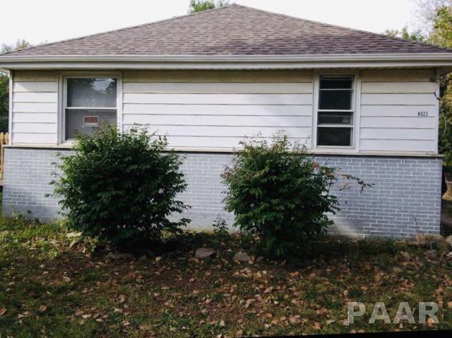 6523 W Jones, Peoria, IL 61604 (#1201817) :: Adam Merrick Real Estate