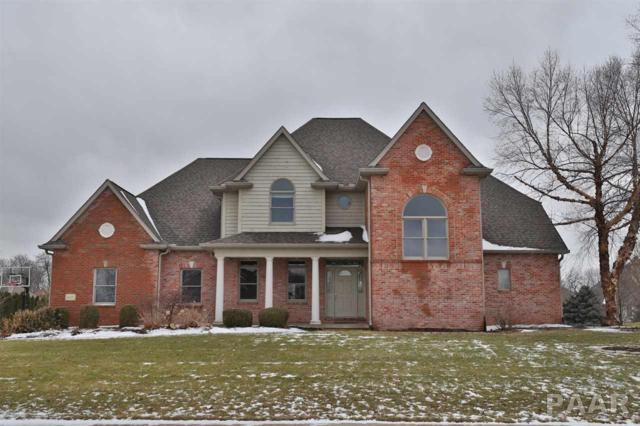 10627 N Trails Edge Drive, Peoria, IL 61615 (#PA1201867) :: Adam Merrick Real Estate