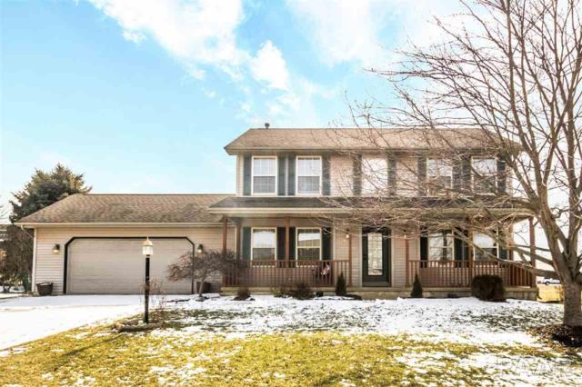 414 Mackenzie Place, Germantown Hills, IL 61548 (#1201888) :: RE/MAX Preferred Choice