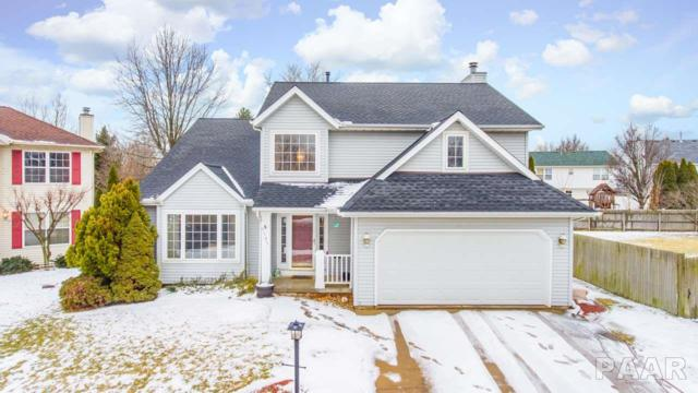 5507 N Deerfield Court, Peoria, IL 61615 (#1201904) :: RE/MAX Preferred Choice