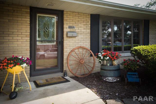 1102 W Stratford Drive, Peoria, IL 61614 (#1201905) :: The Bryson Smith Team
