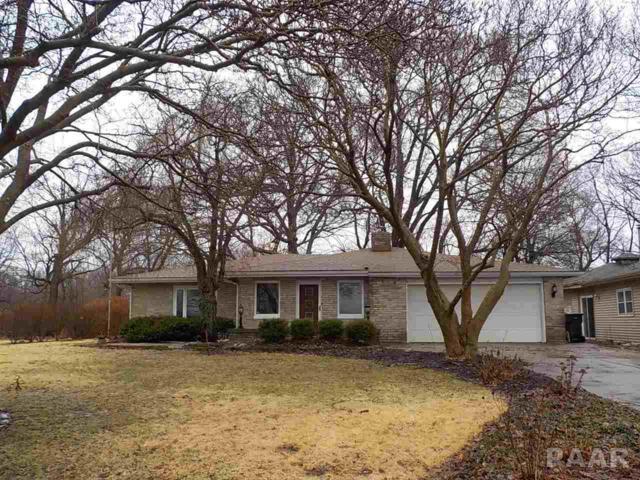 834 Fondulac Drive, East Peoria, IL 61611 (#1201913) :: RE/MAX Preferred Choice