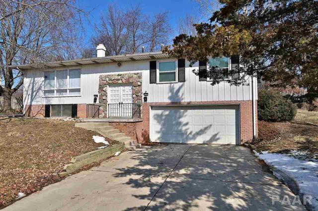1703 W Tiffany Court, Peoria, IL 61614 (#1201957) :: Adam Merrick Real Estate