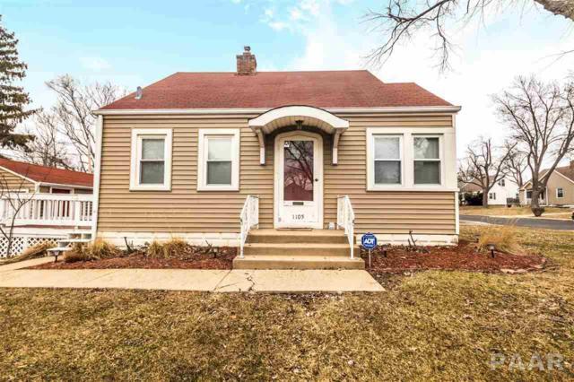 1105 W Forrest Hill Avenue, Peoria, IL 61604 (#PA1202068) :: The Bryson Smith Team