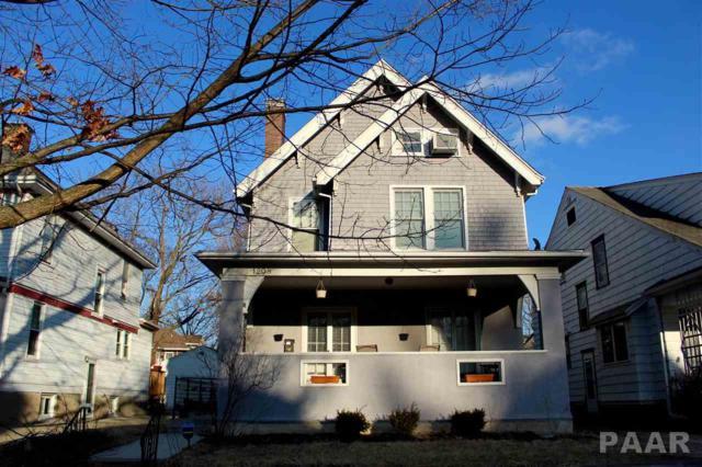 1208 N Maplewood Avenue, Peoria, IL 61606 (#1202112) :: Adam Merrick Real Estate