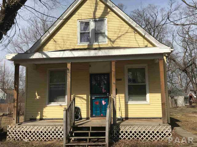 2609 W Latrobe Street, Peoria, IL 61605 (#PA1202166) :: RE/MAX Preferred Choice