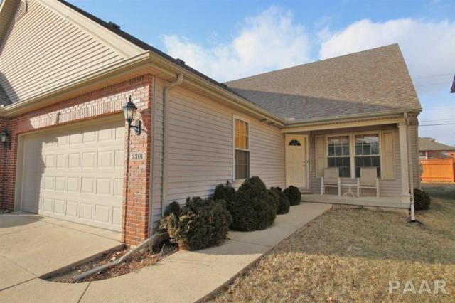 2301 W Kenfield Court, Peoria, IL 61615 (#PA1202215) :: Adam Merrick Real Estate