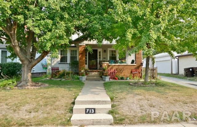713 W Maywood Avenue, Peoria, IL 61604 (#1202282) :: Adam Merrick Real Estate