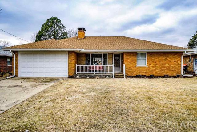 3315 N Parish Avenue, Peoria, IL 61604 (#1202293) :: Adam Merrick Real Estate