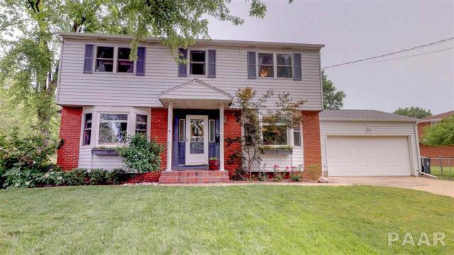 1400 Glendale Drive, Pekin, IL 61554 (#1202344) :: Adam Merrick Real Estate