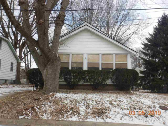 252 Keil Avenue, East Peoria, IL 61611 (#PA1202347) :: The Bryson Smith Team