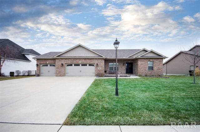 110 Miromar Lane, Washington, IL 61571 (#1202469) :: Adam Merrick Real Estate