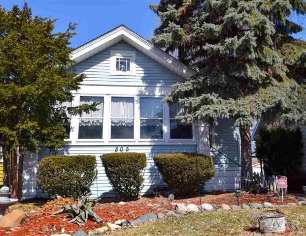 805 E Gift, Peoria, IL 61603 (#1202521) :: Adam Merrick Real Estate
