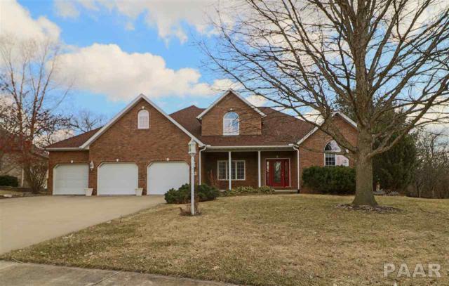 5200 W Fieldstone Drive, Peoria, IL 61615 (#PA1202593) :: Adam Merrick Real Estate