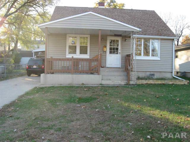 1417 S 14th, Pekin, IL 61554 (#1202651) :: Adam Merrick Real Estate
