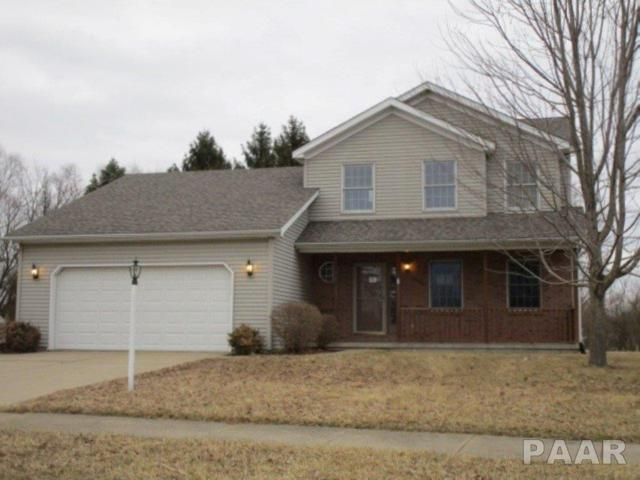 5228 N Castleberry Drive, Peoria, IL 61615 (#1202676) :: Adam Merrick Real Estate