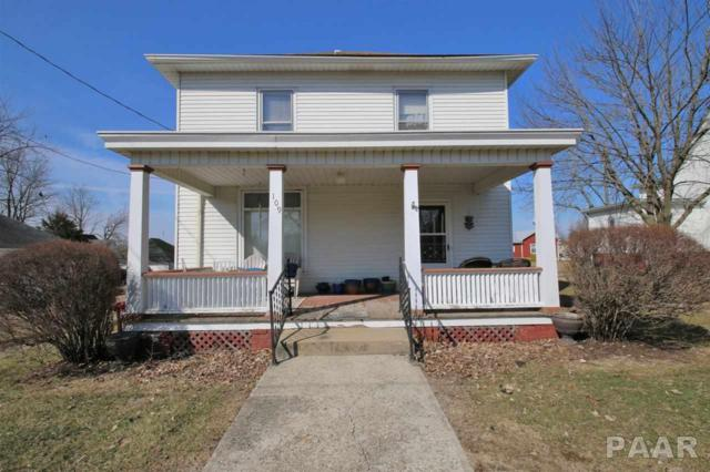 109 N Lincoln, Washburn, IL 61570 (#PA1202683) :: Adam Merrick Real Estate