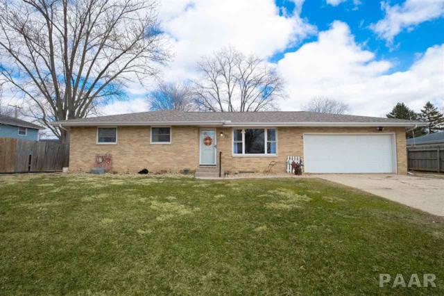 505 Oriole Drive, Washington, IL 61571 (#PA1202751) :: Adam Merrick Real Estate