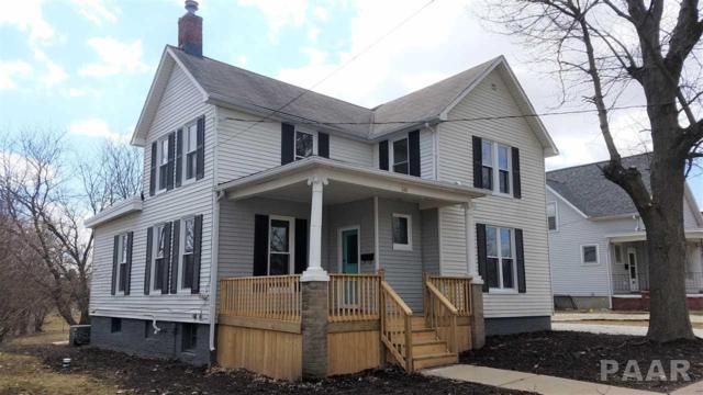 146 W Fort Street, Farmington, IL 61531 (#PA1202752) :: Adam Merrick Real Estate
