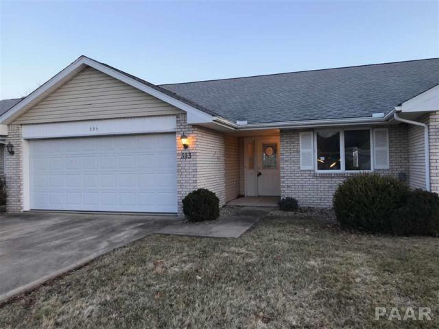 333 Pinecrest Drive, Macomb, IL 61455 (#PA1202798) :: Adam Merrick Real Estate