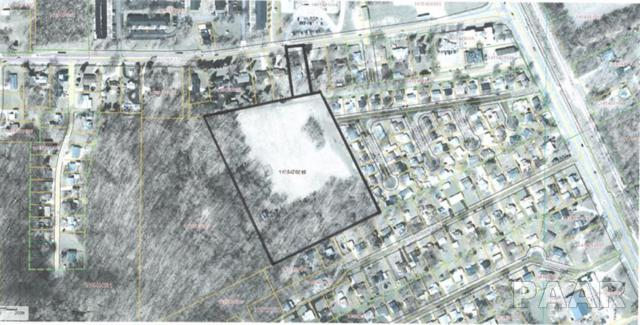 1608 E Gardner Lane, Peoria Heights, IL 61616 (#PA1202868) :: RE/MAX Preferred Choice