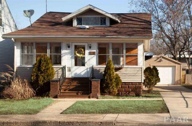 1401 E Wilson Avenue, Peoria, IL 61603 (#PA1202879) :: The Bryson Smith Team