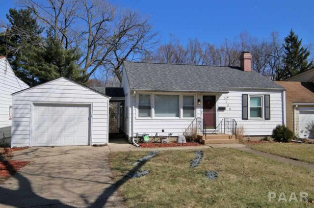 3128 N North Street, Peoria, IL 61604 (#PA1202910) :: Adam Merrick Real Estate