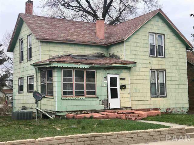 1206 E Jackson Street, Macomb, IL 61455 (#PA1203086) :: The Bryson Smith Team