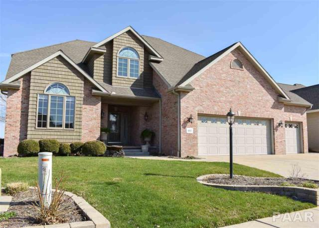 4617 N Weaverridge Drive, Peoria, IL 61615 (#PA1203233) :: The Bryson Smith Team