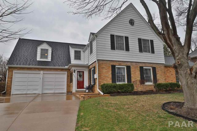 431 W Stratford Drive, Peoria, IL 61614 (#PA1203356) :: Killebrew - Real Estate Group