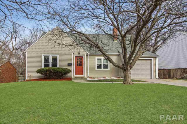 5019 N Edgebrook Drive, Peoria, IL 61614 (#PA1203441) :: Adam Merrick Real Estate