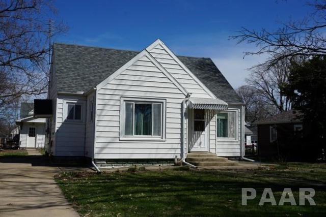 307 N Lilac Street, Elmwood, IL 61529 (#PA1203468) :: Adam Merrick Real Estate