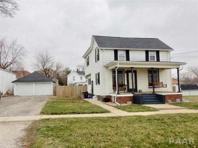 207 E Hawthorne Street, Elmwood, IL 61529 (#PA1203494) :: Adam Merrick Real Estate