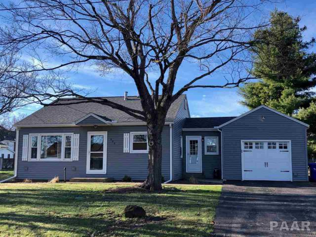 506 W Ash Street, Elmwood, IL 61529 (#PA1203523) :: Adam Merrick Real Estate