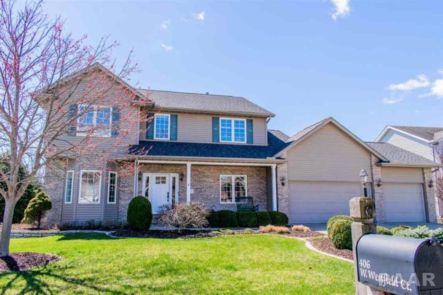 406 W Westfield Court, Dunlap, IL 61525 (#PA1203657) :: Adam Merrick Real Estate