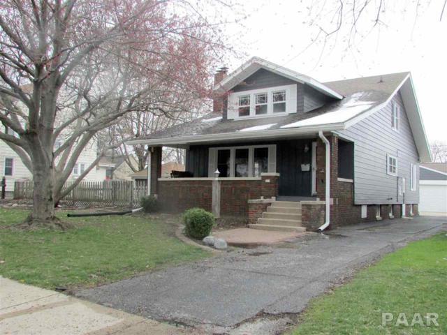 513 W Maywood Avenue, Peoria, IL 61604 (#PA1203746) :: The Bryson Smith Team