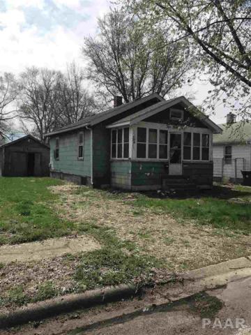 244 Herget, Pekin, IL 61554 (#PA1203819) :: Adam Merrick Real Estate