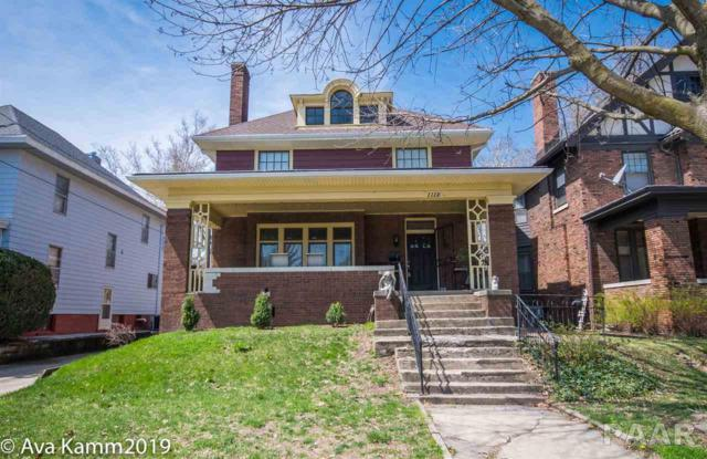 1111 N Institute Place, Peoria, IL 61606 (#PA1203842) :: The Bryson Smith Team