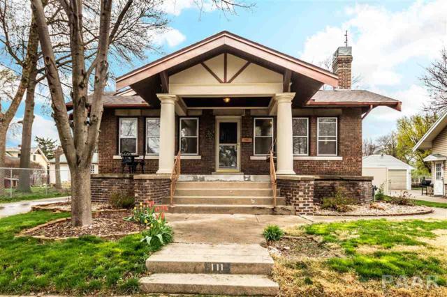 111 E Maywood Avenue, Peoria, IL 61603 (#PA1203897) :: The Bryson Smith Team