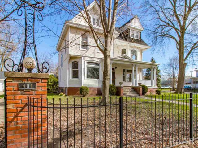 401 W Armstrong Avenue, Peoria, IL 61604 (#PA1203911) :: Adam Merrick Real Estate