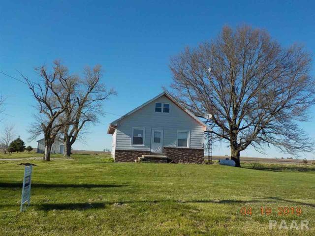 2850 E County Rd 2100N Road, Minonk, IL 61760 (#PA1203932) :: Adam Merrick Real Estate