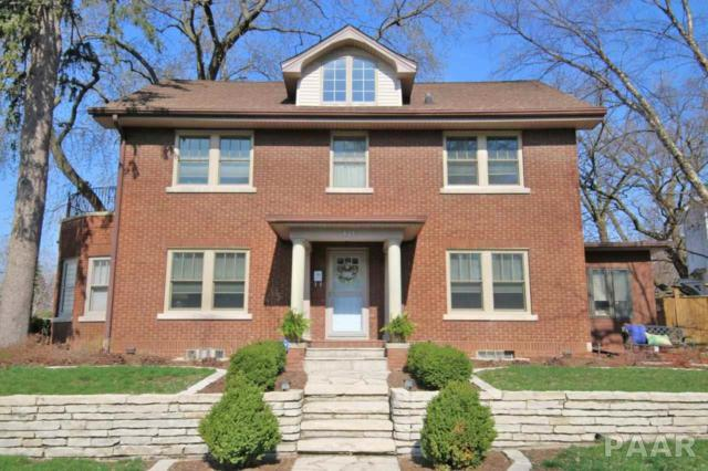 3821 N Bigelow Street, Peoria, IL 61614 (#PA1203977) :: Killebrew - Real Estate Group